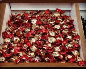 فروش عمده شکلات فله ای شیرین عسل