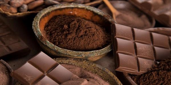 تامین پودر شکلات تلخ به صورت فله