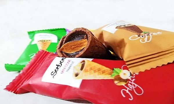 مرکز پخش شکلات قیفی