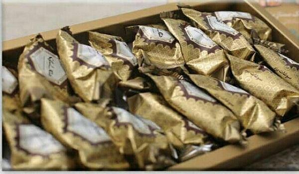 صادرات پشمک شکلاتی یزد