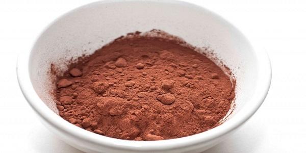 موارد استفاده پودر کاکائو جامبی