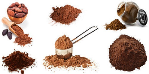 تامین کننده پودر کاکائو