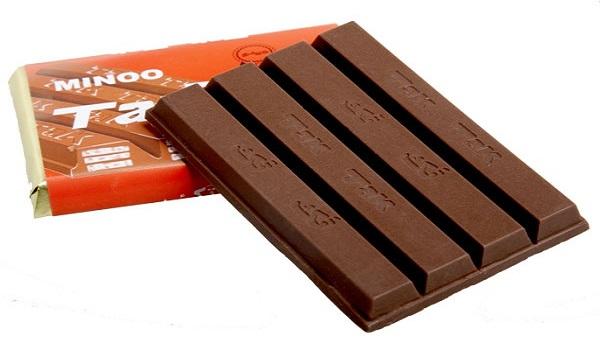 تولید کنندگان انواع شکلات ایرانی