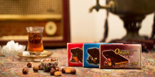 نمایندگی برندهای معروف شکلات ایرانی