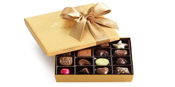 ارزان ترین شکلات های کادویی