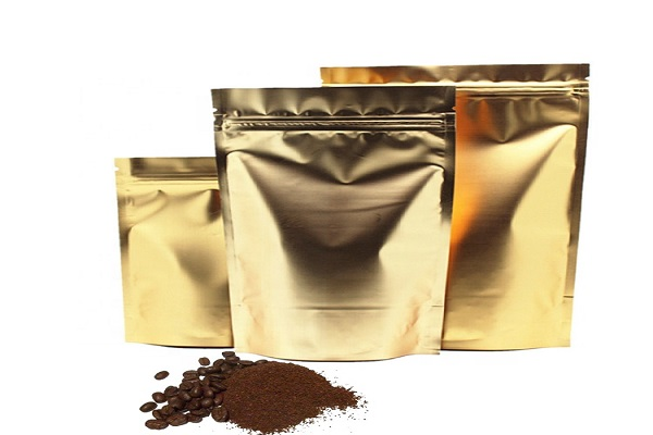 بسته بندی 1 کیلویی قهوه گلد فله