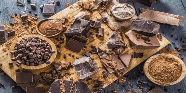 تامین مواد اولیه شکلات