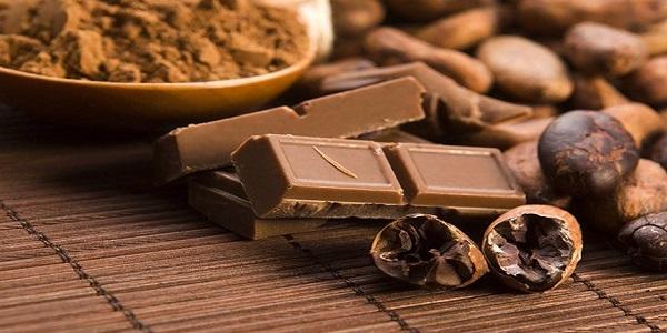 مواد اولیه با کیفیت شکلات