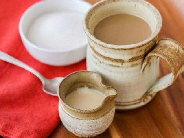 تامین کننده شیر همراه قهوه